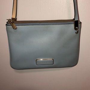 Marc Jacobs colour block leather handbag